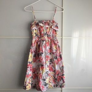 Floral Print Cami Mini Dress | Size M